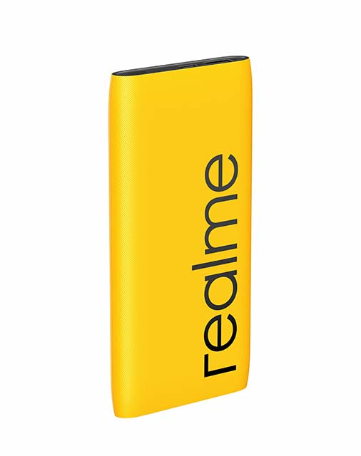 realme Powerbank 2 yellow