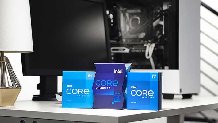 11th Gen Intel Core S-series