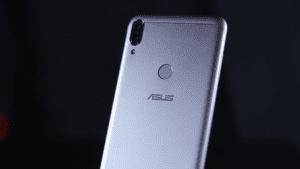 ZenFone Max Pro back
