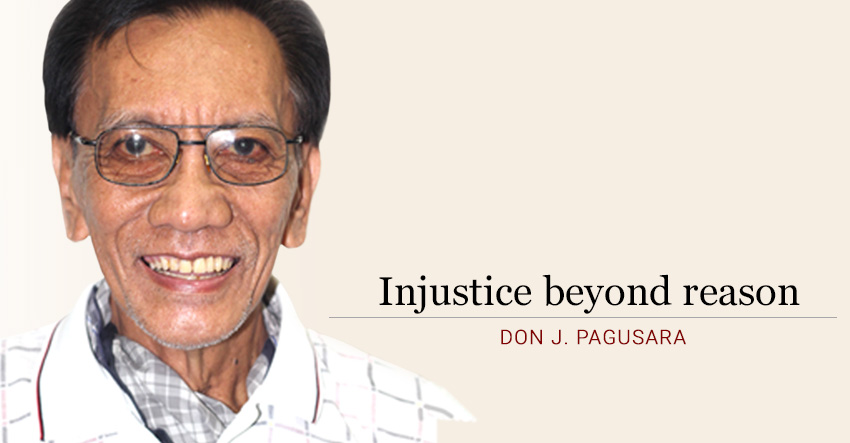 Injustice beyond reason | Davao Today
