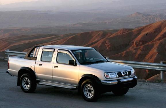 قیمت خودرو نیسان پیکاپ