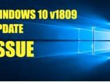 Windows 10 Update Issue