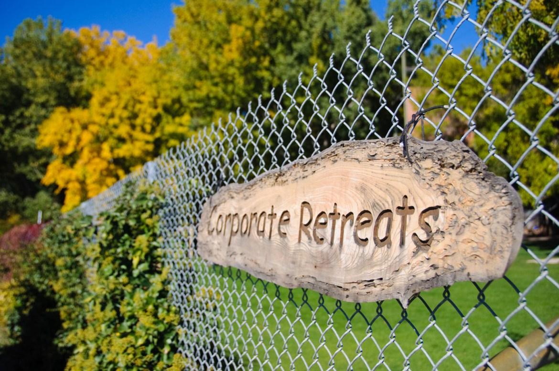 Corporate Retreat in Utah Lake