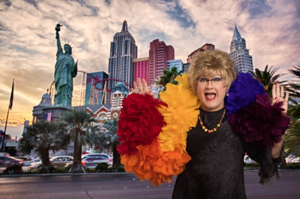Sister Dottie Dixon in Vegas