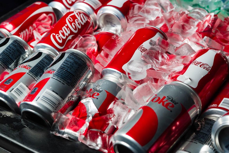 Sodas... get your sodas
