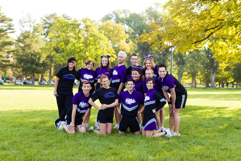 Cheer Salt Lake Team Photo