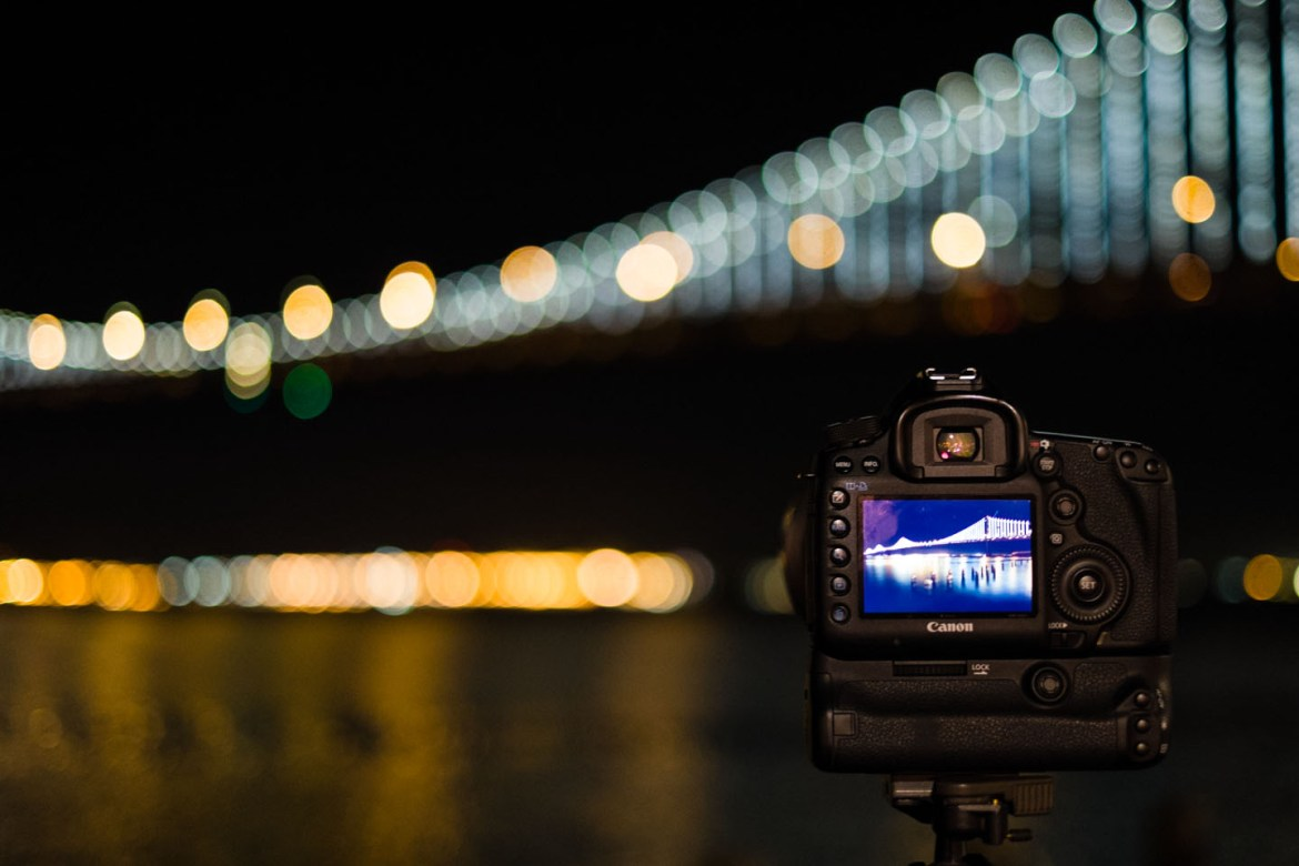 Behind the Scenes of Night Photography