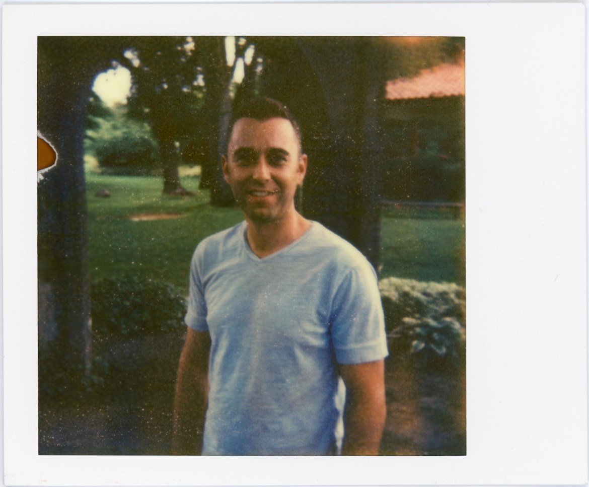 Practicing some Polaroid and instant portraits