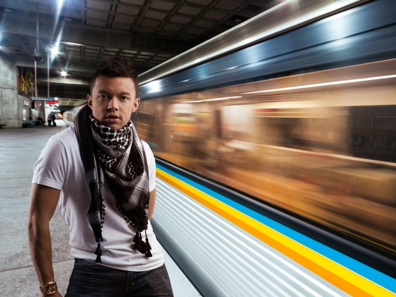 Julio at Atlanta's Subway