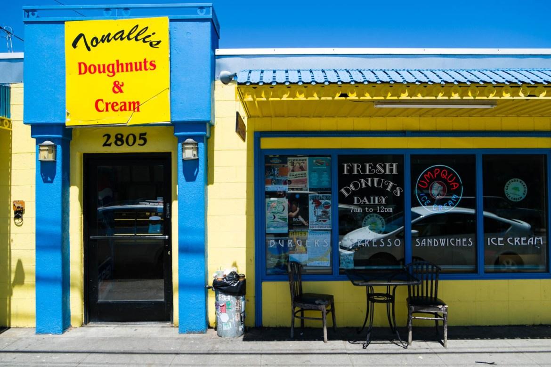 Tanalli's Doughnuts & Cream