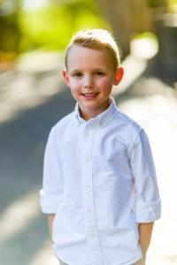 Individual kids portraits