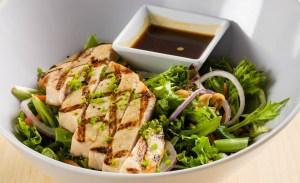 Honey Tamari Salad