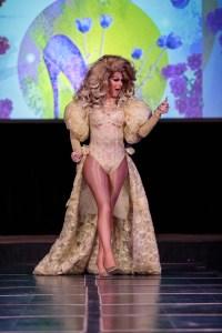 Drag queen entertainers