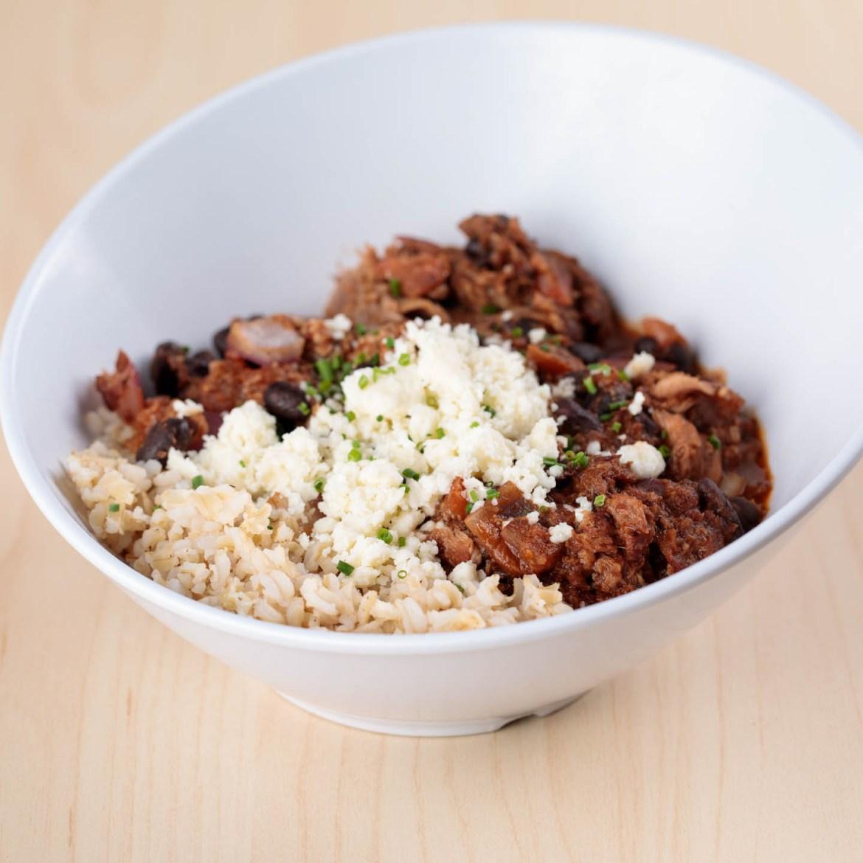 Burrito Bliss Rice Bowl