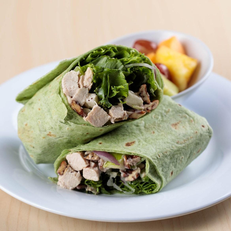 Napa Valley Chicken Salad Wrap