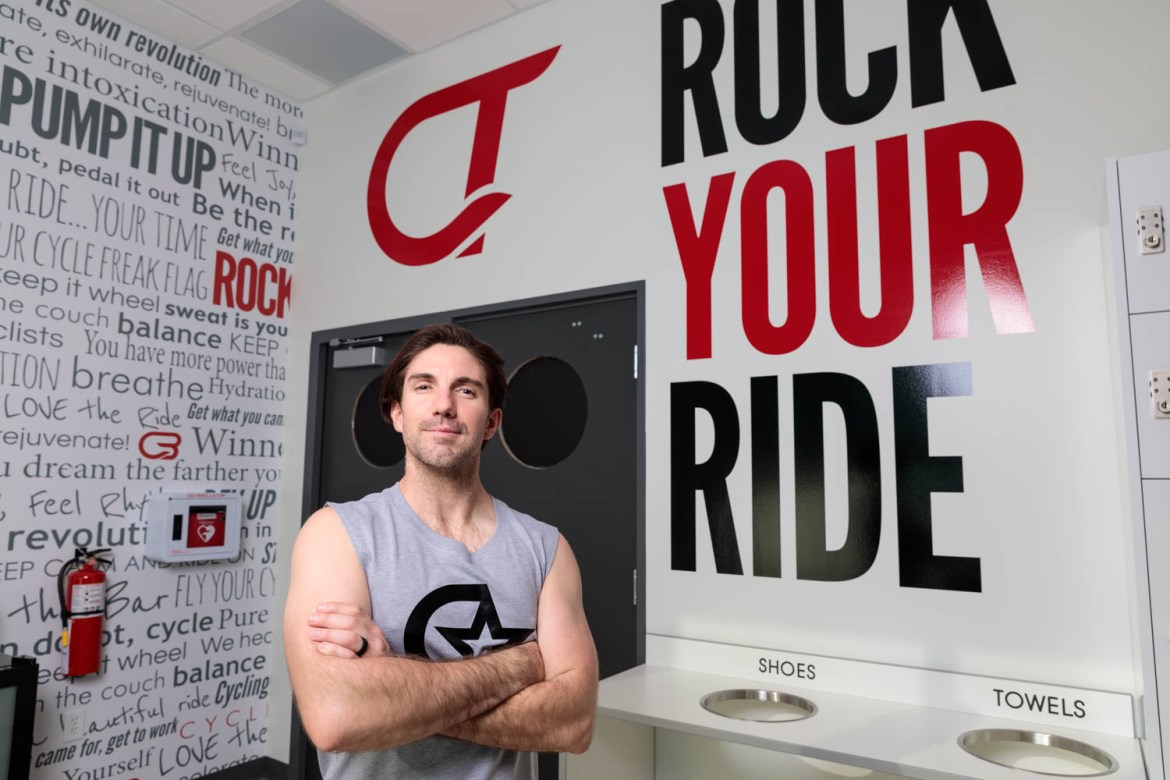 CycleBar in South Jordan