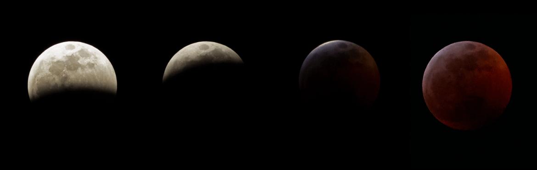 Super Blood Wolf Lunar Eclipse