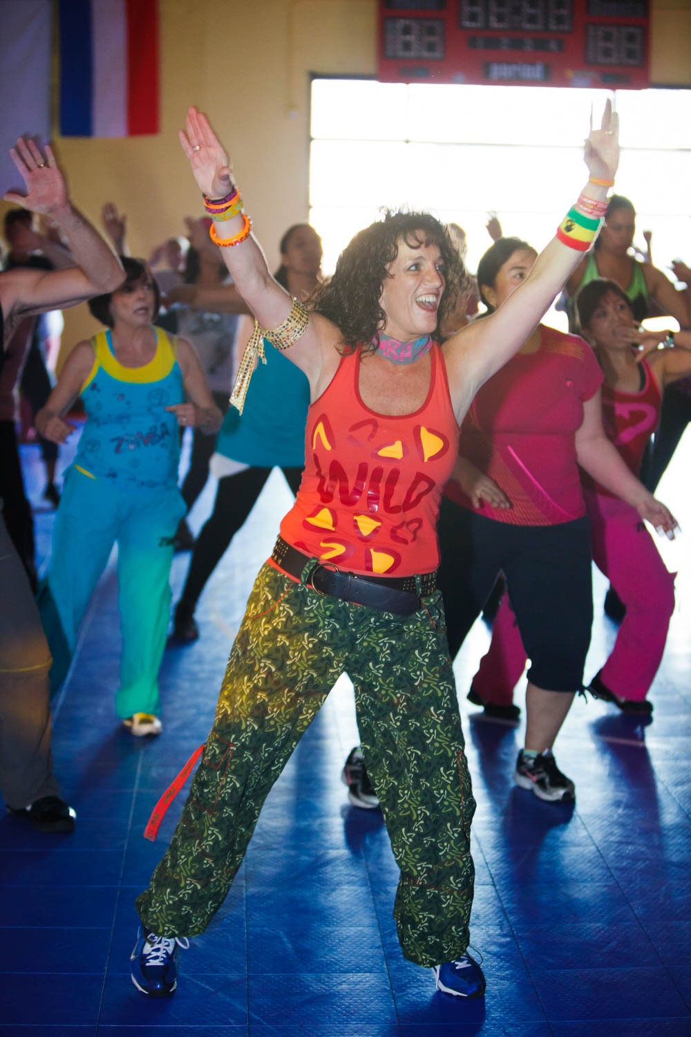 Zumba for all