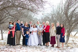 The big family photo