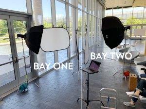 Behind the Scenes with 2 Shooting Scenarios
