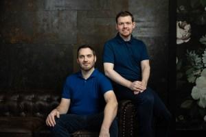 Ian & Kevin's Portrait in Studio