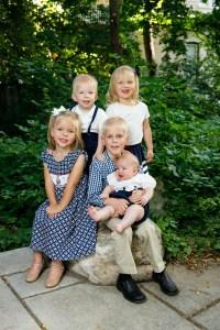 Kids group photo