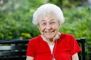 Great-grandma's portrait