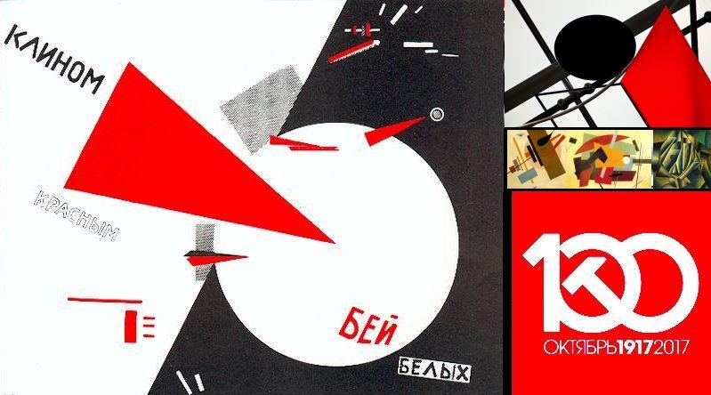 Odkaz Októbrovej revolúcie v umení