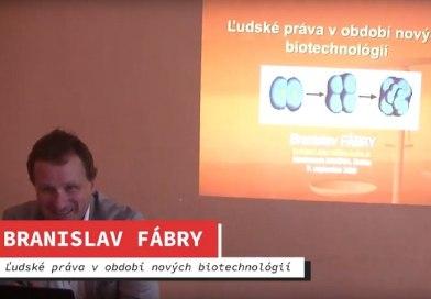 KONFERENCIA: Ľudské práva v období nových biotechnológií