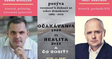 Roman Michelko a Jozef Hrdlička