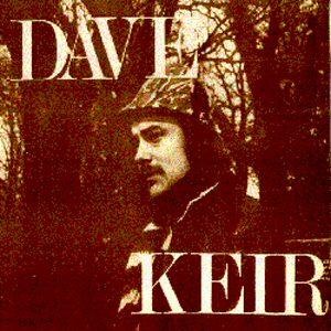 """Dave Keir - \""""œDave Keir\"""" album sleeve, c. 1976"""