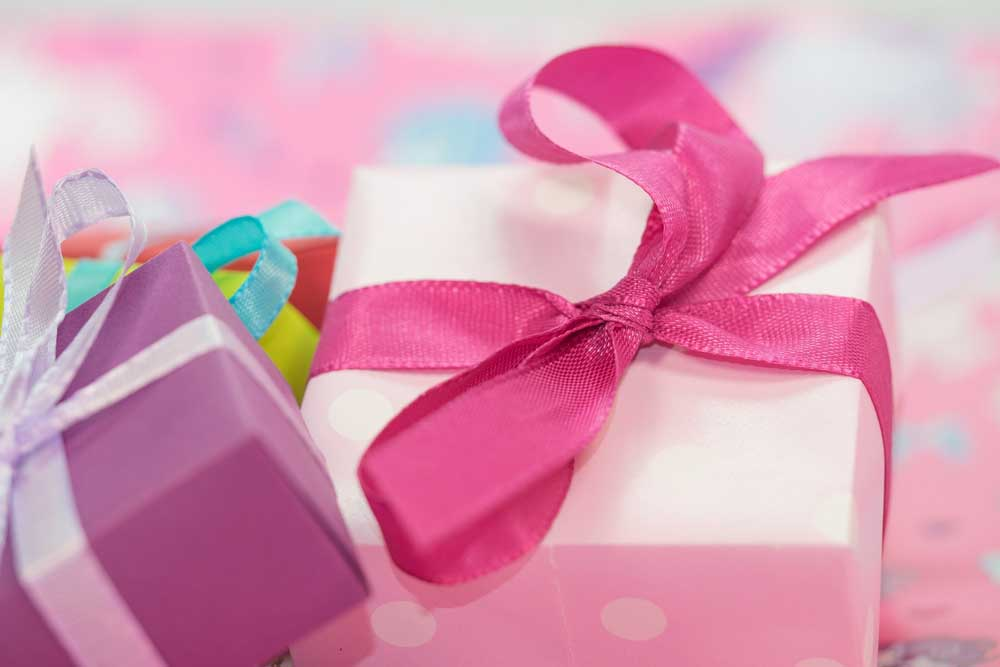 Why we're asking people to not bring gifts to our kids' birthdays