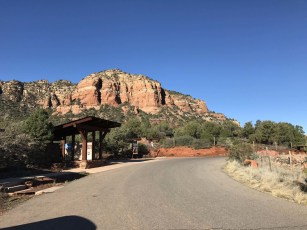Views on our way out of Sedona