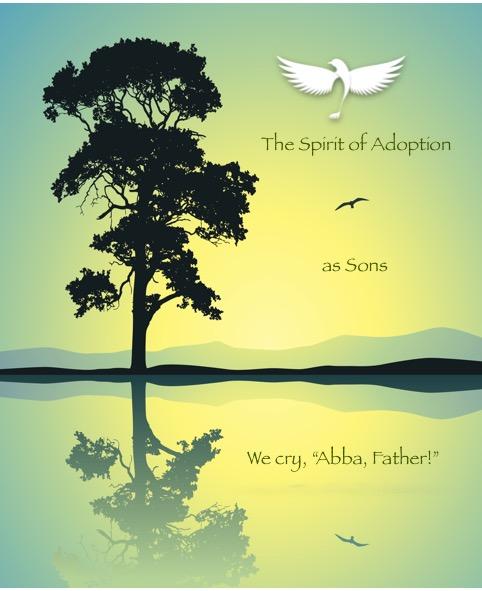 Spirit of adoption as sons 113014