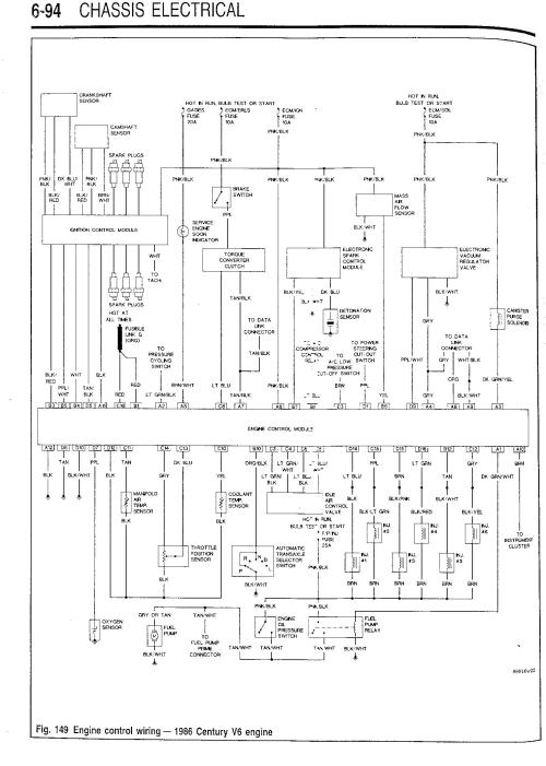 small resolution of  86 century wiring d