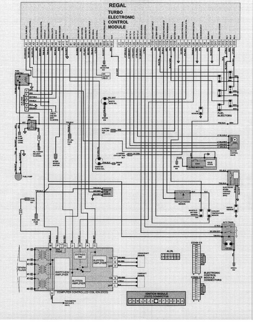 hight resolution of buick 231 v6 vacuum diagram