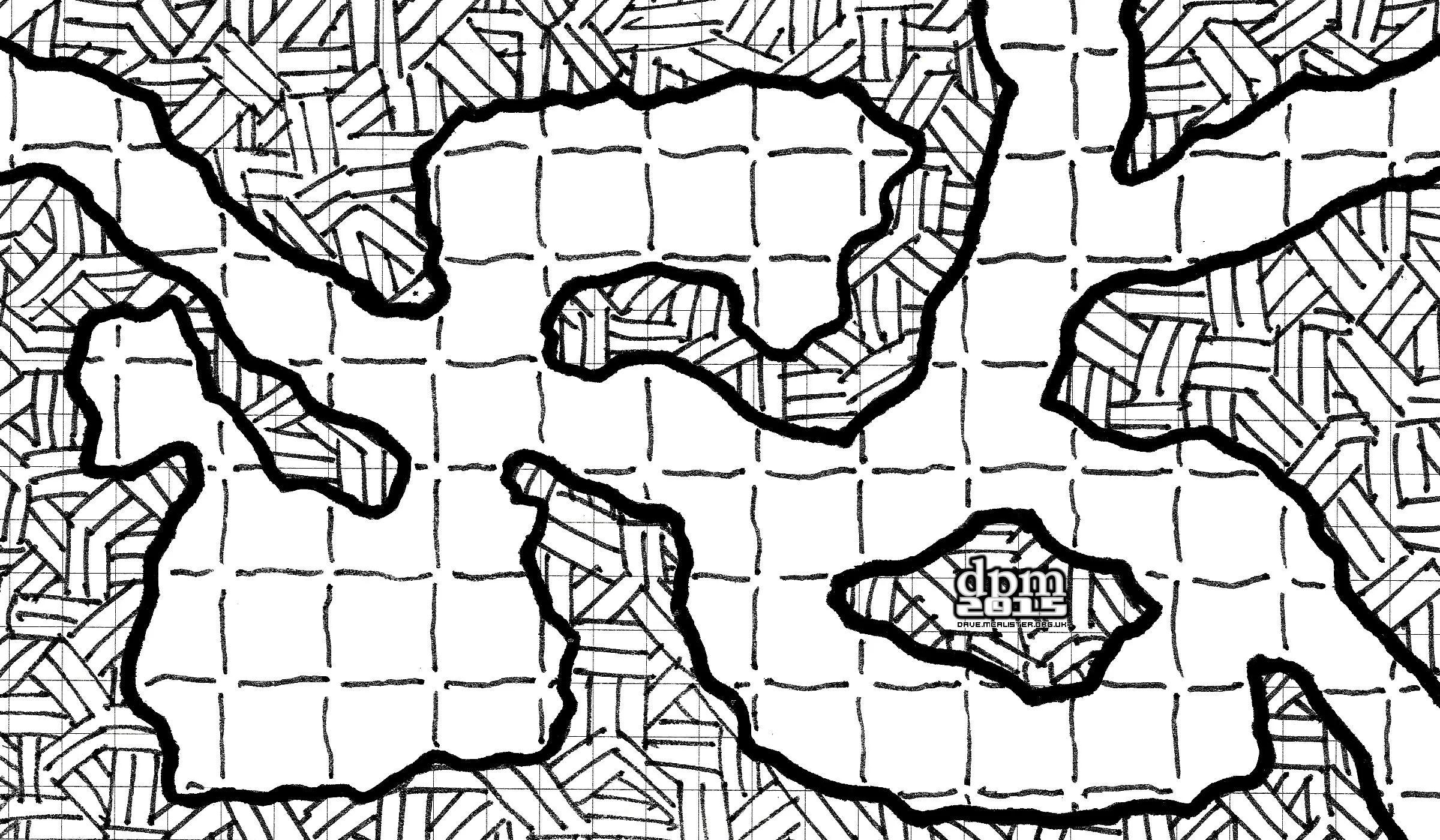 [Tuesday Map] Passageways