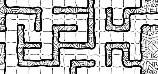 [Friday Map] Maze