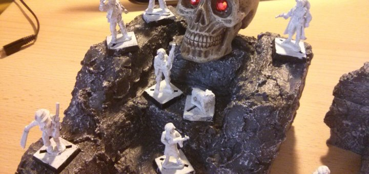 Skull Monument