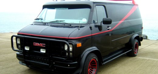 The A-Team Van