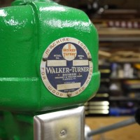 Walker-Turner Drill Press Restoration - Part 2