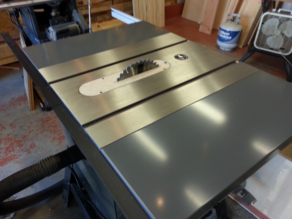 Review Porter Cable Table Saw Model Pcb270ts The Workbench