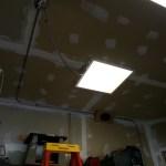 New Shop Lights - Wiring