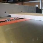 Miniature Dresser: Dado Cut