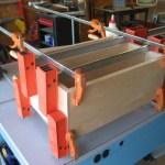 Miniature Dresser: Glueup 2