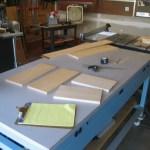 Miniature Dresser: In Process