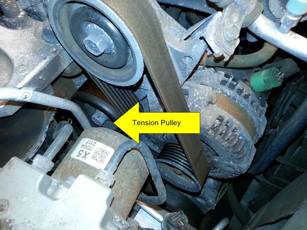2003 honda civic belt diagram wiring of contactor alternator car interior design