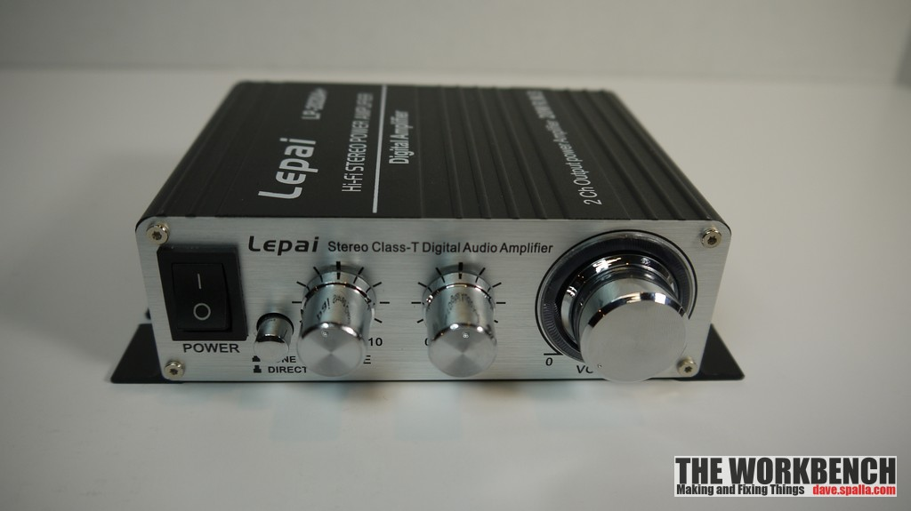Review:  Lepai LP-2020A+ 20W Amplifier