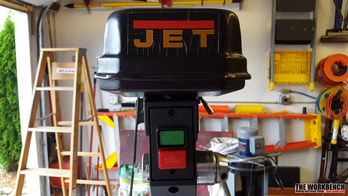 Jet Drill Press Restore Model JDP-17MF