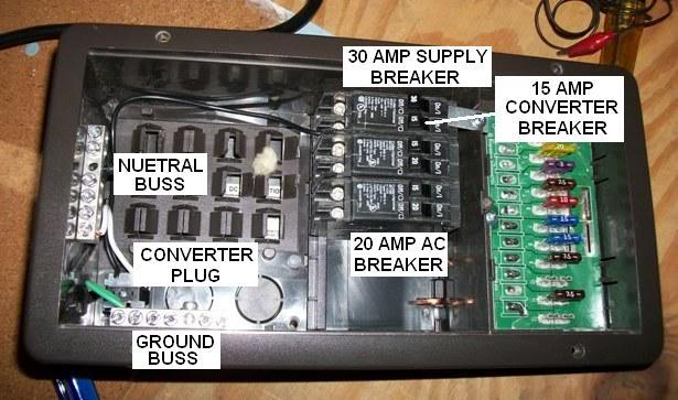 30 amp rv fuse box wiring diagram